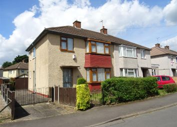 Thumbnail 3 bed semi-detached house for sale in Ravenslea, Ravenstone, Leicestershire