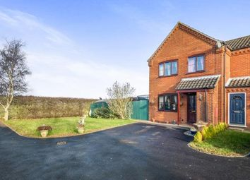 Thumbnail 3 bedroom end terrace house for sale in Beccles, Suffolk