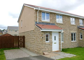 Thumbnail 3 bed semi-detached house to rent in Dellness Avenue, Inverness