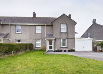 Thumbnail 3 bed property for sale in Hendra Close, Hendra, Stithians, Truro