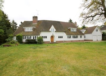 Thumbnail 5 bed detached house for sale in Fitzwalter Road, Lexden, Colchester