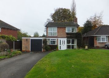 Thumbnail 3 bed detached house for sale in West Rise, Sutton Coldfield