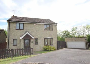 Thumbnail 4 bed detached house for sale in Melfort Close, Sparcells, Swindon