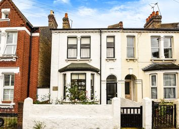 Thumbnail 3 bed end terrace house for sale in Himley Road, London