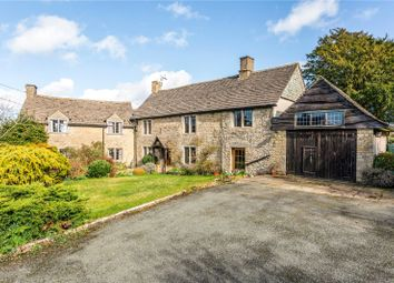 Thumbnail 4 bed detached house for sale in Nether Westcote, Chipping Norton, Gloucestershire