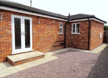 Thumbnail 2 bed bungalow for sale in Glen Avenue, Pinchbeck, Spalding