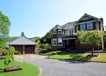 Thumbnail 5 bed detached house for sale in Coed Yr Afon, Conwy