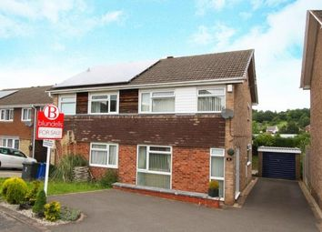 Thumbnail 3 bed semi-detached house for sale in Windsor Walk, Hasland, Chesterfield, Derbyshire