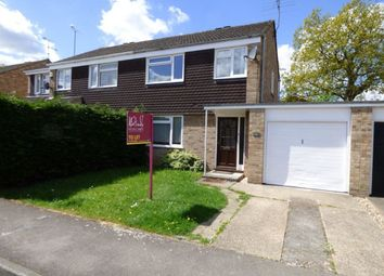Thumbnail 3 bed property to rent in Whaley Road, Wokingham