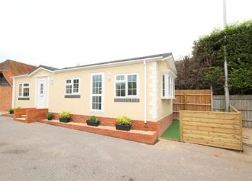 Thumbnail 1 bed mobile/park home for sale in Layters Green Park, Layters Green Lane, Chalfont St Peter, Buckinghamshire
