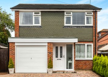 Thumbnail 3 bed detached house for sale in Manor Road, Merstham, Redhill