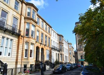 Thumbnail 1 bed flat for sale in Woodlands Terrace, Flat 2, Park District, Glasgow