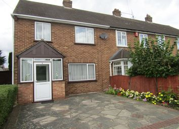 Thumbnail 3 bedroom end terrace house for sale in Easedale Drive, Hornchurch