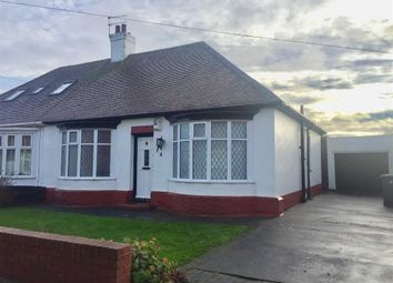 Thumbnail 2 bed semi-detached bungalow for sale in Clyvedon Rise, South Shields