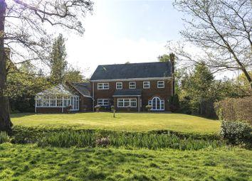 Birds Hill Drive, Oxshott, Leatherhead, Surrey KT22. 5 bed detached house for sale