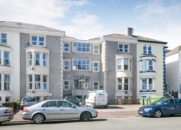 Thumbnail 3 bed flat for sale in Deganwy Avenue, Llandudno, Conwy, North Wales