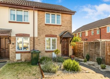 Thumbnail 1 bed end terrace house for sale in Roman Way, Bicester
