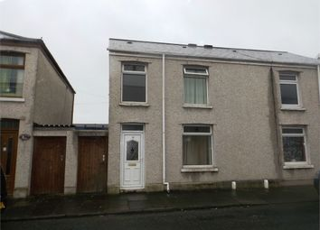 Thumbnail 3 bedroom semi-detached house for sale in Hopkin Street, Aberavon, Port Talbot, West Glamorgan