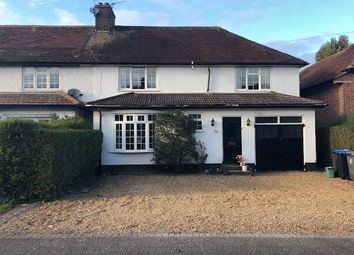 Thumbnail 5 bed semi-detached house for sale in Virginia Water, Surrey