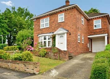 Thumbnail 4 bed detached house to rent in Greenheys Close, Northwood, Middlesex