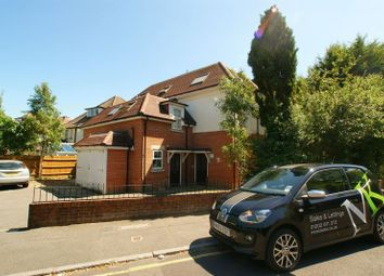 Thumbnail 2 bedroom flat for sale in Talbot Hill Road, Winton, Bournemouth
