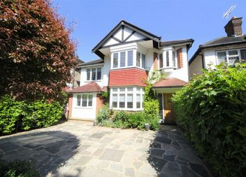 Thumbnail 4 bed detached house for sale in Bramley Road, London