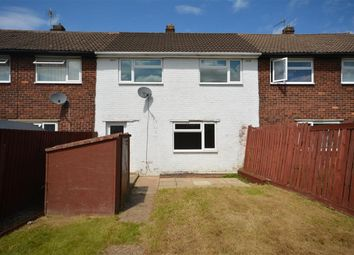 Thumbnail 3 bed terraced house to rent in Bramble Close, Heath, Chesterfield