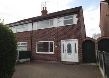 Thumbnail 3 bed semi-detached house for sale in Lighthorne Road, Stockport, Greater Manchester