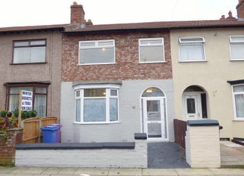 Thumbnail 3 bed terraced house for sale in Dovercliffe Road, Stoneycroft, Liverpool
