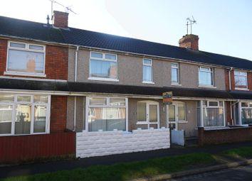Thumbnail 2 bed terraced house for sale in Tydeman Street, Swindon