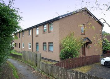 Thumbnail 3 bed flat for sale in Mallard Road, Hardgate, West Dunbartonshire