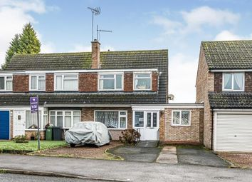 Thumbnail 4 bedroom semi-detached house for sale in Willowfield Drive, Kidderminster