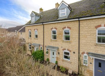 Thumbnail 3 bed terraced house for sale in Loiret Crescent, Malmesbury