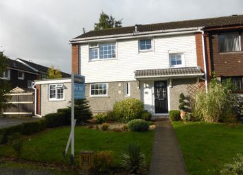 Thumbnail 4 bed semi-detached house for sale in Abbotts Drive, Bebington, Wirral, Merseyside