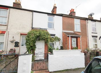 Thumbnail 3 bed terraced house for sale in Exmouth Road, Great Yarmouth