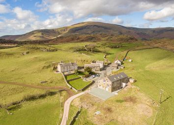 Thumbnail 4 bed farmhouse for sale in High Lowscales, Duddon Valley, Millom, Cumbria