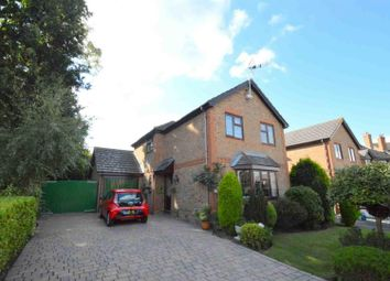 Thumbnail 3 bed detached house for sale in Coopers Way, Hailsham