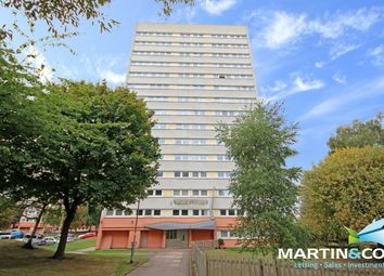 Thumbnail 2 bed flat for sale in Norton Tower, Civic Close, Birmingham