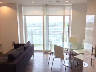 Thumbnail 2 bed flat to rent in Number One Pink Media City UK, Salford Quays, Salford