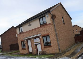 Thumbnail 2 bed semi-detached house for sale in Louiseville Avenue, Wishaw.