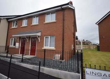 Thumbnail 3 bed property to rent in Darby Road, Brynteg, Wrexham
