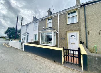 Thumbnail 3 bed terraced house for sale in Lon Cae Glas, Edern, Pwllheli