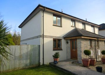 Thumbnail 3 bed semi-detached house for sale in Chy Cober, Hayle, Cornwall