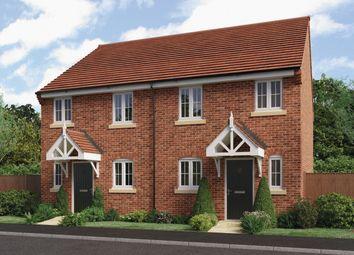 Thumbnail 3 bed semi-detached house for sale in Charters Gate, Park Lane, Castle Donington