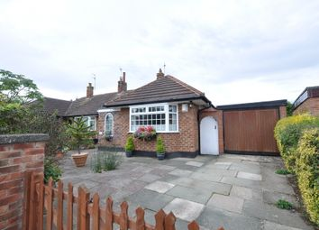 Thumbnail 2 bed semi-detached bungalow for sale in Springfield Avenue, West Kirby, Wirral
