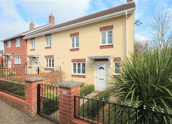 Thumbnail 3 bedroom semi-detached house to rent in Granville Road, Parkstone, Poole