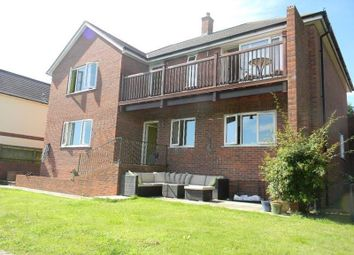 Thumbnail 4 bed detached house for sale in Bream Road, Whitepool, St. Briavels, Lydney