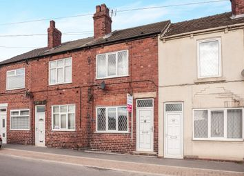 Thumbnail 2 bed terraced house for sale in Girnhill Lane, Featherstone, Pontefract