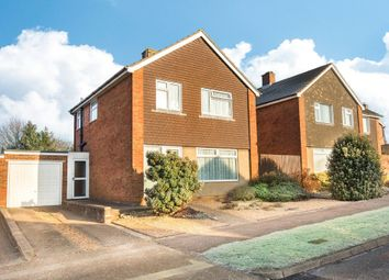 Thumbnail 3 bedroom detached house for sale in Grovelands Avenue, Hitchin
