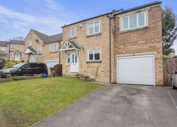 Thumbnail 4 bed detached house for sale in Field Close, Halifax, West Yorkshire, Yorkshire